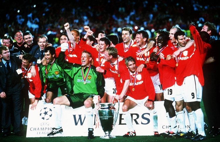 Champions League Winners 1999